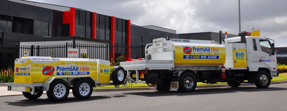 onsite diesel refuelling service